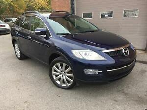 Mazda CX-9 GT 2007 AWD/CUIR/TOIT/MAGS/7 PASSAGERS!