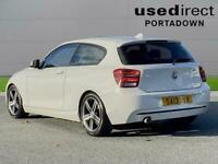 2013 BMW 1 Series 116I Sport 3Dr Step Auto Hatchback Petrol Automatic