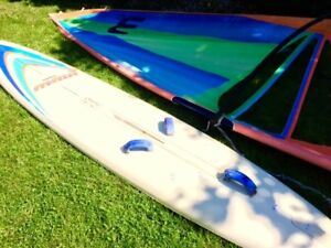 Mistral Maui Windsurfer Great Condition! Complete Set