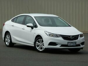 2017 Holden Astra BL MY17 LS White 6 Speed Sports Automatic Sedan Sunbury Hume Area Preview