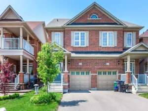 4Br, 4 Bath Semi W/ Fin Bsmnt In Central Mississauga