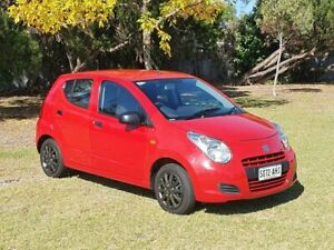 2010 Suzuki Alto GF GLX 4 Speed Automatic Hatchback Windsor Gardens Port Adelaide Area Preview
