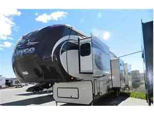 New 2014 Jayco Eagle Premier 361REQS Fifth Wheels