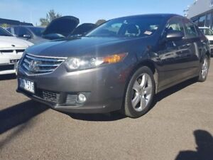 2009 Honda Accord Euro Grey Automatic Sedan