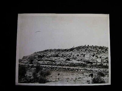 MISSING PLANE OF LINDBERGH LINE MISSING ZUNI MOUNTAINS NM RARE PHOTO 1929  #8167