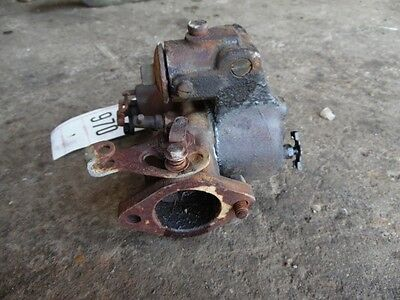 John Deere A Carburetor For Parts Tag 970