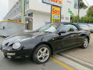 1996 Toyota Celica ZR Black 4 Speed Automatic Liftback Southport Gold Coast City Preview