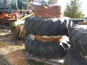 Goodyear Duals Tires and Rims