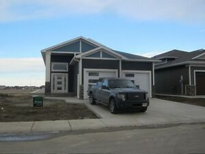 Brand new Willowcrest 4 bdrm home at 4403-53rd ave in Taber