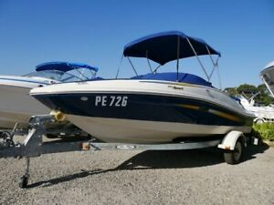 2007 Sea Ray 185 SPORT Braeside Kingston Area Preview