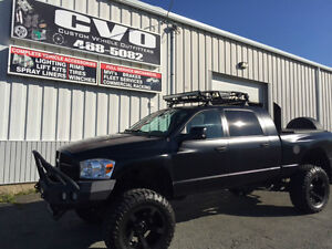 LIFT KITS- MECHANICAL- TIRES- CUSTOM TRAILERS-MVI'S- ACCESSORIES