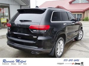 2015 Jeep Grand Cherokee Summit Edition