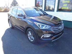2018 Hyundai Santa Fe Sport Luxury AWD for $244 bi-weekly!