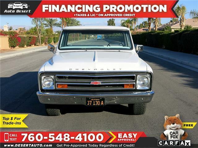 1968 Chevrolet C