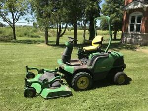 2001 John Deere 1445 4WD Front Mount Rotary Lawn Mower