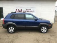 2008 Hyundai Tucson GL 4X4 HEATED SEATS MINT COND. Edmonton Edmonton Area Preview