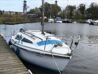 Yacht for sale £950 (SOLD)