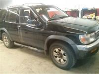 NISSAN PATHFINDER 4X4 SE ..GREAT SHAPE (WARRANTY)