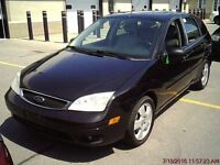 2007 FOCUS SES HATCHBACK  SUNROOF-LEATHER-AUTO  A MUST SEE CAR Windsor Region Ontario Preview