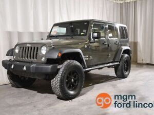 2015 Jeep Wrangler Unlimited UNLIMITED SPORT 4X4