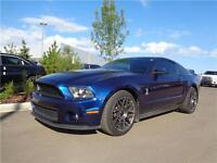 ** 2012 ** MUSTANG ** SHELBY ** GT 500 ** COUPE **