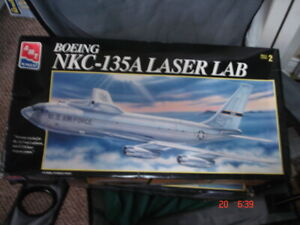 1/72 scale NKC 135A Laser Lab