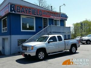 2011 GMC Sierra 1500 SLT Extended Cab 4x4 **5.3L/Leather/Heated