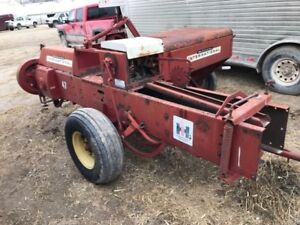 2 IHC #47 SQUARE BALERS FOR SALE