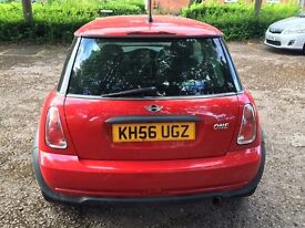 Red Mini One Excellent Condition - Quick Sale