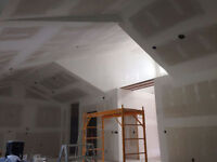 PROFESSIONAL DRYWALL TAPING AND MUDDING, POPCORN CIELINGS.,.