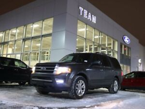 2017 Ford Expedition 301A, LIMITED, SYNC, POWER MOONROOF, KEYLES