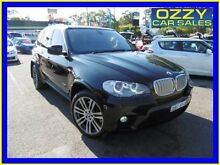2011 BMW X5 E70 MY10 xDrive 50I Sport Black 8 Speed Sequential Auto Wagon Penrith Penrith Area Preview