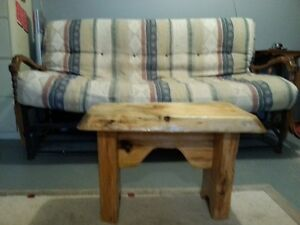 Solid Local Pine Coffee Table/bench