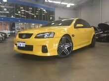 2011 Holden Commodore VE II SS Yellow 6 Speed Automatic Sedan Beckenham Gosnells Area Preview