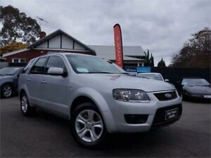 2010 Ford Territory SY Mkii TX (RWD) 4 Speed Auto Seq Sportshift Wagon Mount Hawthorn Vincent Area Preview