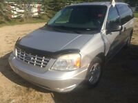 2005 Ford Freestar SE - ALL IN PRICING NO GST/FEES