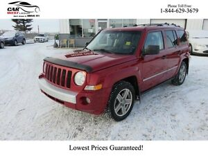 2008 Jeep Patriot Limited 4dr 4x4