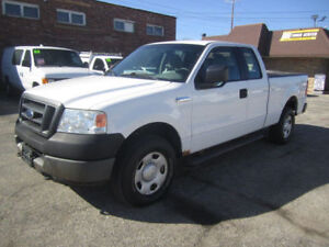PARTING OUT 2007 F150 4X4
