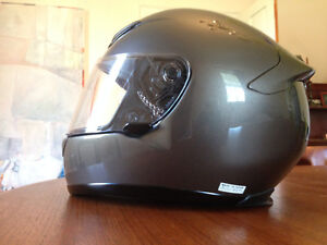 Motorcycle Helmut Shoei