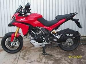 Ducati Multistrata S Touring 2011 Winnellie Darwin City Preview