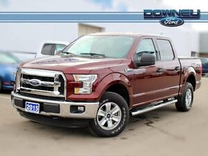 2015 Ford F-150 XLT, LOCKING DIFF, TOW PACKAGE, 5.0L