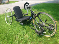 Used Invacare Top End XLT Pro Handcycle