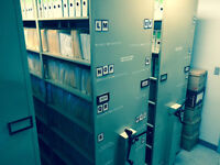 Mizer Lateral Filing System