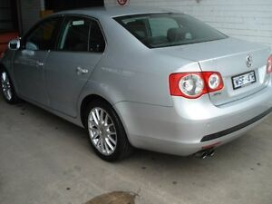 2007 Volkswagen Jetta 1KM MY07 FSI Tiptronic Silver 6 Speed Sports Automatic Sedan