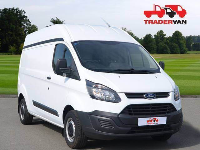 e4196a0549 2015 FORD TRANSIT CUSTOM 2.2 TDCi 100ps 290 L2 H2 Panel Van DIESEL MANUAL