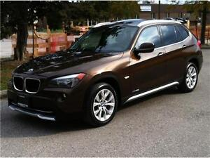 2012 BMW X1 28i X-DRIVE - PHONE|PANORAMIC|NO ACCIDENT|1 OWNER