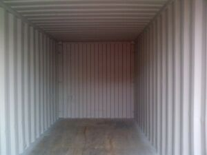 Gently used 20ft and 40ft steel sea containers for storage London Ontario image 7