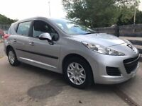 Peugeot 207 SW 1.6 HDI S, Diesel Estate in Superb Condition Throughout, Up to 70 MPG
