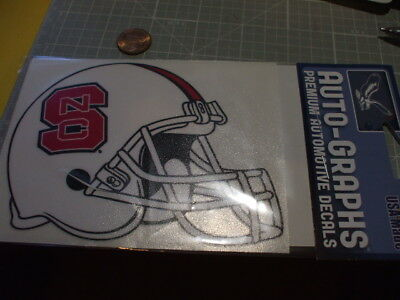 NC STATE AUTO GRAPS Sticker / Decal Automotive ORIGINAL OLD STOCK