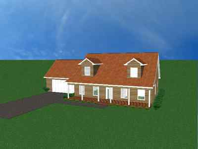 Log Cabin Home House Kit Prebuilt Panelized Home kit Prefab houses homes kits